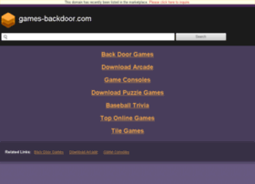 games-backdoor.com