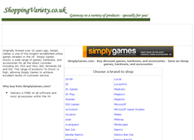 games-consoles-games-accessories.shoppingvariety.co.uk