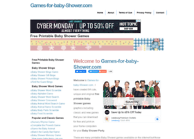 games-for-baby-shower.com