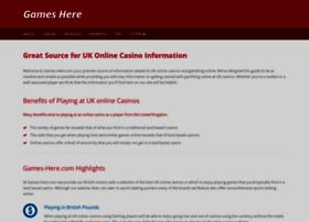 games-here.com