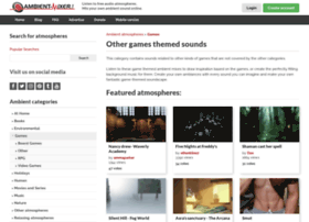 games-other.ambient-mixer.com