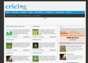games.criclog.com