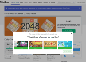 games.dailypress.com