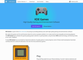 games.kde.org