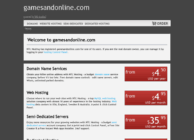gamesandonline.com