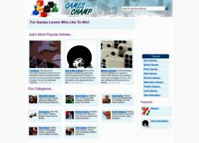 gameschamp.co.uk