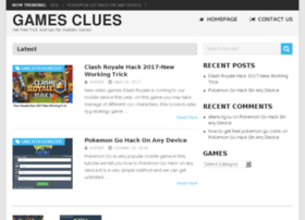 gamesclues.com