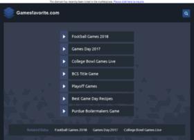 gamesfavorite.com