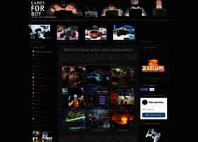 gamesforboy.ru