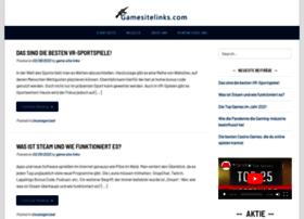 gamesitelinks.com