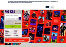 gamesjobsdirect.com