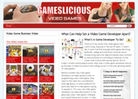 gameslicious.com