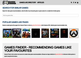 gameslikefinder.com