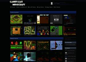 gameslikeminecraft.net