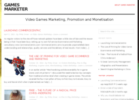 gamesmarketer.com
