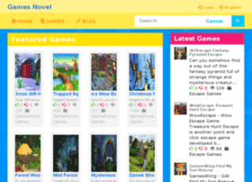 gamesnovel.com