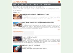 gamesport.cz