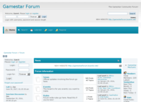 gamestarforum.createaforum.com