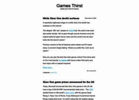 gamesthirst.com