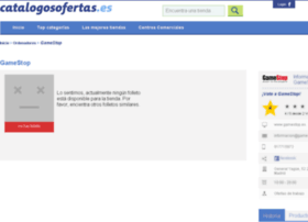 gamestop.catalogosofertas.es