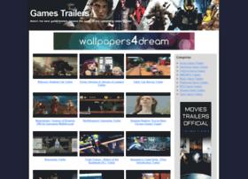 gamestrailersofficial.com