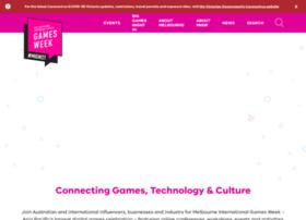 gamesweek.melbourne