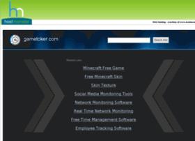 gametoker.com