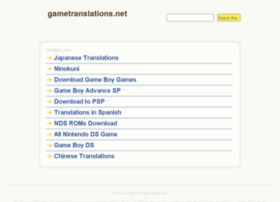 gametranslations.net
