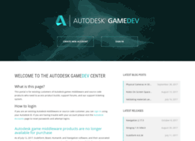 gameware.autodesk.com