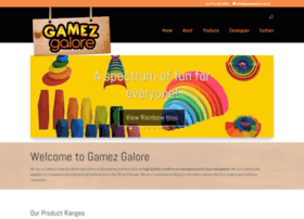 gamezgalore.co.uk