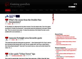 gaming.goeszen.com