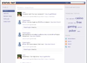 gaming.status.net