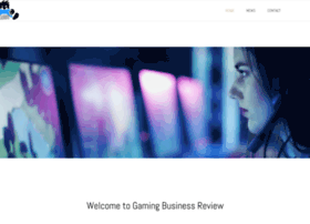 gamingbusinessreview.com