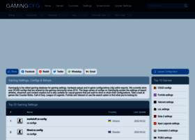 gamingcfg.com