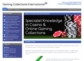 gamingcollectionsinternational.co.uk