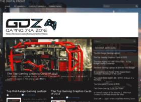 gamingdnazone.com