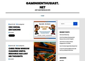 gamingenthusiast.net