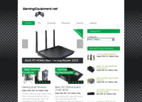 gamingequipment.net