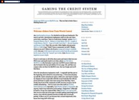 gamingthecreditsystem.blogspot.com