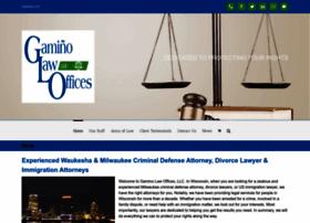gaminolawoffices.com