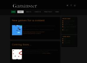 gaminster.com