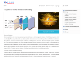 gamma-radiation-shielding.com