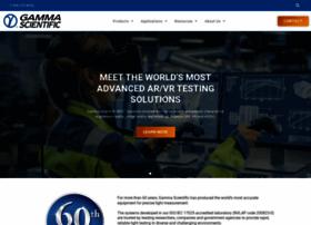 gamma-sci.com
