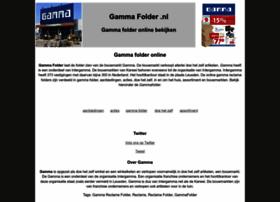 gammafolders.nl