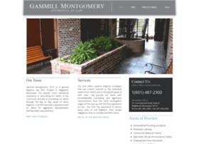 gammillmontgomery.com