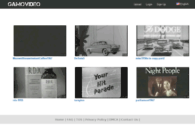 gamovideo.com