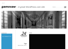 gamoxaw.wordpress.com