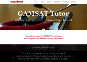 gamsattutor.com