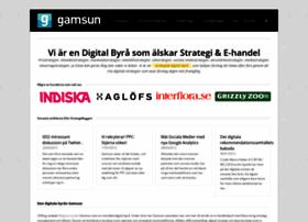 gamsun-media.se