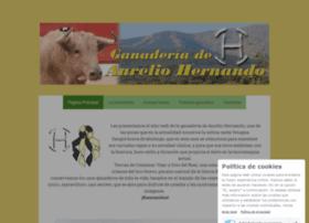 ganaderiaaureliohernando.com